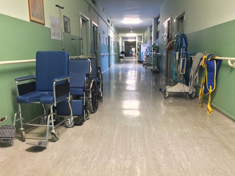 More than Half of Pennsylvania's Luzerne County Nursing Homes Rated Below Average
